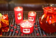 Summer Scents / Our seasonal summer candles