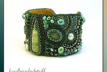 Green Opal gemstone beads, Green Opal Cabochons and Green Opal handmade jewelry / Green Opal gemstone beads, Green Opal Cabochons and Green Opal handmade jewelry