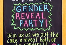 Gender Reveal / by Whitney Ray