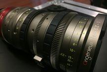 Angenieux Zoom Lenses Hire | Camaleón Rental