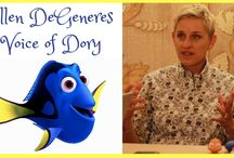 Finding Dory Event / Get behind the scenes looks, exclusive interviews and an inside scoop at all things Finding Dory! Finding Dory is in theaters June 17, 2016! #FindingDoryEvent