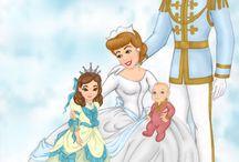 Disney Families