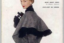 FASHION -- 1950 --