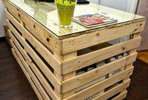 Muebles para mostrador o tienda