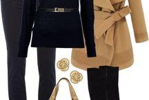 Autumn wardrobe / autumn trip wardrobe