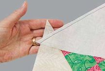 Quilting Tips / Tips and Tutorials for Quilters