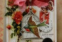 Vintage Cards / by Sandra Frutchey