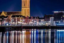 Zwolle / Foto's van de stad Zwolle.