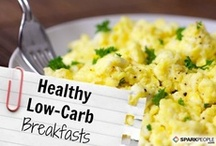 Low Carb/Paleo/Clean Eating