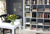 home office / by Kimberly Ross