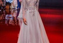 Glamorøse kjoler