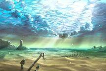 Sea and Ships