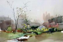 aquarelle :: zhao zhiqiang