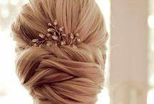 Bridal Hair Style For Wedding