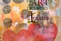 Scrapbook, Art Journal & Mixed Media