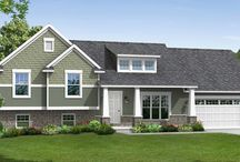 curb appeal split level house