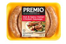 #PremioPlease / Premier Sausage makers created flavors from Italian sweet to breakfast patties and everything in with thee purest flavor