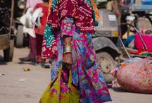 Traditional Textile / Color and texture from traditional textiles around the world.