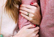Engagement photosession
