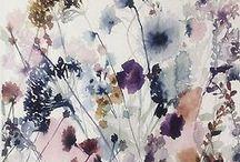 peintures et aquarelles