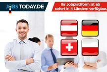 JOBSTODAY.DE / In JOBSTODAY geben wir uns alle erdenkliche Mühe, um die Profis und Arbeitgeber aus ganzem Europa zu verbinden.