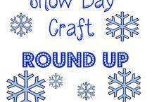 Brrrrrrr....crafts