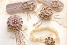 Corsage and Brooches