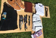 Men summer style / Born to do it ur way