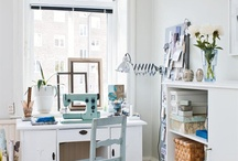 Craft Room Ideas to consider / by Forgotten Details