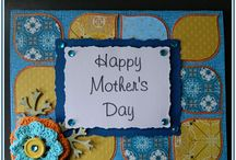 Cards - Mine / These are handmade cards that i've made or family and friends including Christmas Cards, Mother's Day cards, Birthday Cards, Father's Day Cards. / by Heather Gibbs