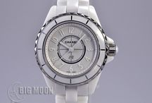 BIGMOON Chanel Watches / A board of our newest arrivals of pre-owned Chanel watches.