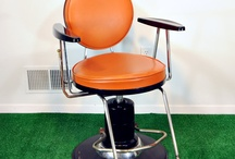 barbershop chairs