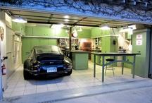 garage time / by rich dahl