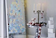 Christmas / Christmas ideas, Christmas tree, table