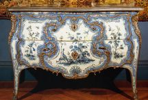 Chinoiserie / Lacquer, jappaning, Vernis Martin and other