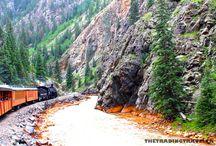 Colorado / Summer 2014 Colorado Road Trip: Cripple Creek, Salida, Durango, Silverton, Black Hawk, Winter Park.