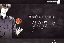 Death Note / L is bae