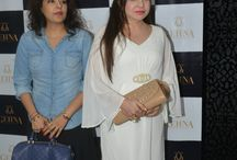 Gehna With Shaina Inheritence Collection launch / Gehna with Shaina inheritance collection launch