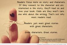 QUOTES | Inspiration Quotes on Reading and Writing / Inspirational Quotes for the Readers and the Writers.