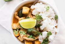 Recipes - Thai