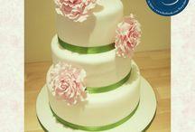 Wedding Cakes / Fun, stunning and delicious wedding cakes
