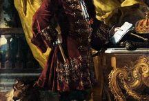 Portretter 1670 - 1720