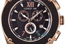 CERUTI Watches - New Entries Jan 2014 / View Collection: http://www.e-oro.gr/cerruti-rologia/