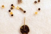 What do these beads say? / by Christina M. Lee Designs