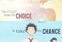 Anime Quotes <3