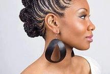 Hairstyles, Haircare & Hair Accessories / by Ericka Deas-Johnson