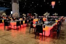 Tables for days... / Not too small, not too big, not too cold, not to warm, just the RIGHT table is served at @SoCoolEvents
