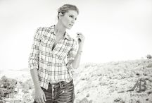 Tricia Helfer - Canadian model and actress / Tricia Helfer, Canadian model and actress photographed at Monte Placentia Way / Beverly Hills in Los Angeles on January 18, 2014