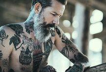 scruffy & manly / by Shadara Banks