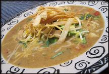 Food... Soups and stews